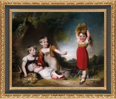Traditional Interior Design, William Owen Painting