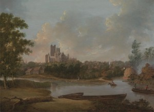 Ely Cathedral, c.1800, Oil on Canvas