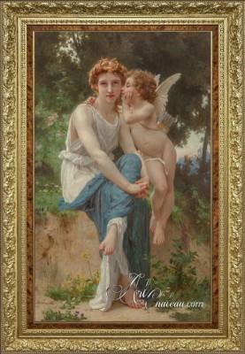 Le secret d'Amour, after Guillaume Seignac