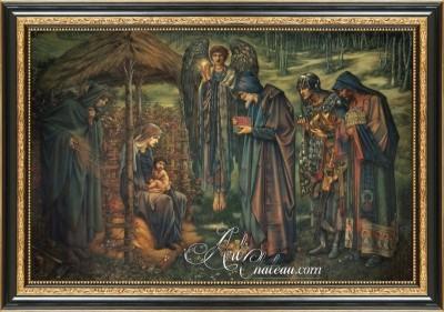 The Star of Bethlehem after Edward Burne-Jones