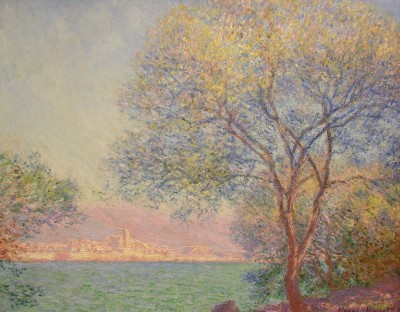 Morning at Antibes, c.1888, Oil on Canvas