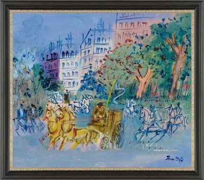 SoHo Interior Designers, after Jean Dufy