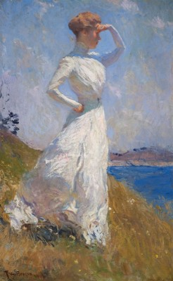 Sunlight, c.1909, Oil on Canvas