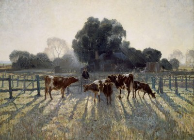 Spring Frost, c.1919, Oil on Canvas