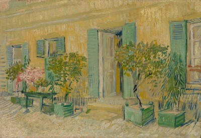 Cafe in Asnières, c.1887, Oil on Canvas