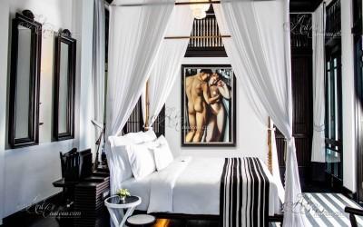 Art Deco Interior Design, after Tamara De Lempicka