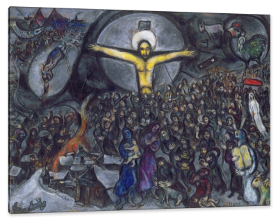 Marc Chagall Used Various Styles Such As Cubism Symbolism And Fauvism To Represent His Experience Of Jewish Life Identity Love War Exile