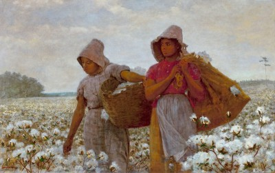 The Cotton Pickers, c.1876, Oil on Canvas