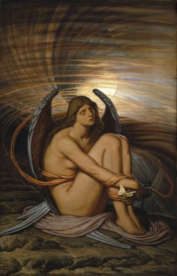 Soul in Bondage, c.1891, Oil on Canvas