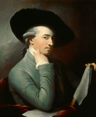 Self Portrait, c.1778, Oil on Canvas
