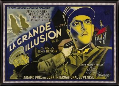 Classic Movie Poster for Interior Design