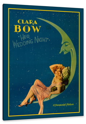 Her Wedding Night, c.1930, Coloration on Fine Linen