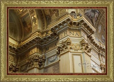 A Roman Basilica Detail