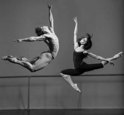 Ivan Vasiliev and Natalia Osipova, c.2009, On Photographic Paper