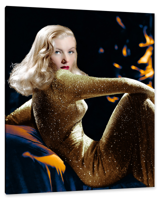Veronica Lake in I Wanted Wings, c.1941, Gelatin Silver Print