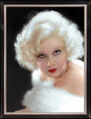 Jean Harlow, after Photograph by George Hurrell