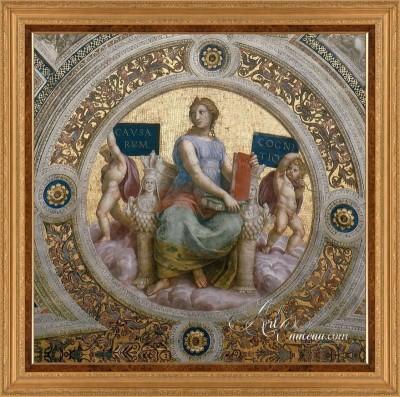 Modern Italian Interior Design, Raffaello Sanzio Photograph