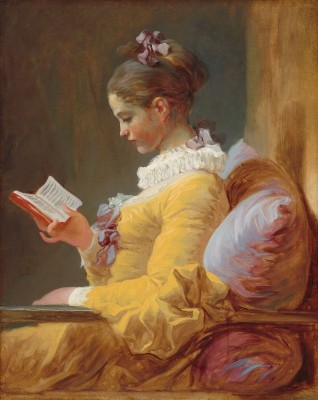 The Reader, c.1770, Oil on Canvas