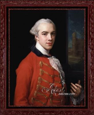 Portrait of Philip Metcalfe, after Pompeo Batoni
