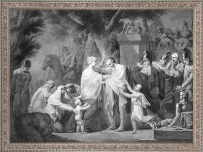Neoclassical Art, after Friedrich Heinrich Fuger