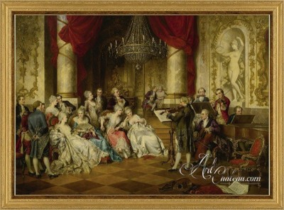 Baroque Style Painting