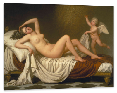 Danaë and the Shower of Gold, c.1787, Oil on Canvas