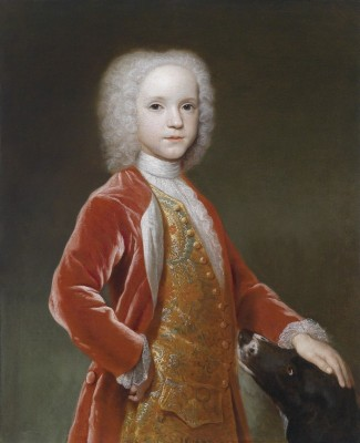 Young George Dodington, Future Lord of Melcombe, C.1720, Oil on Canvas