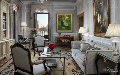 Classical Interior Design Style