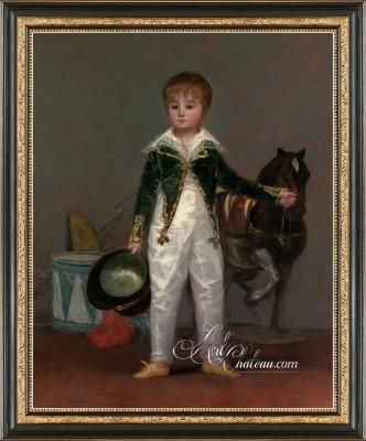 Jose Costa y Bonells, after Francisco Goya