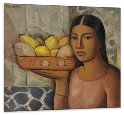 The Young of Cuernacava, c.1936, Oil on Canvas