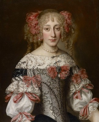 Portrait of a Noblewoman, c.1682, Oil on Canvas