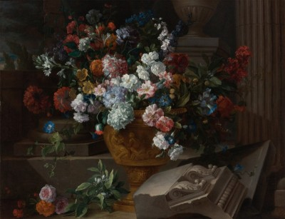 Bouquet de Fleurs, c.1680, Oil on Canvas