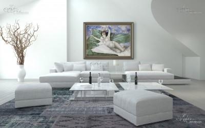 Kips Bay Decorator Show House New York, after Lev Chistovsky