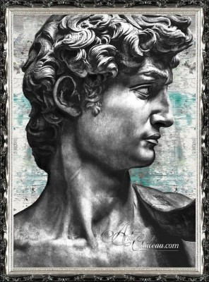 Southeastern Designer Showhouse, Michelangelo's Statue of David