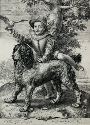Portrait of Frederik van de Vries, c.1597, Engraving
