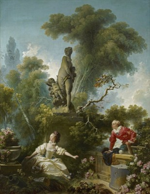Le Rendez-Vous, c.1773, Oil on Canvas