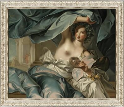 The Duchesse de Chateauroux, after Jean-Marc Nattier