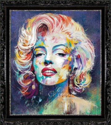 Marilyn Monroe, Neo-Expressionist Painting