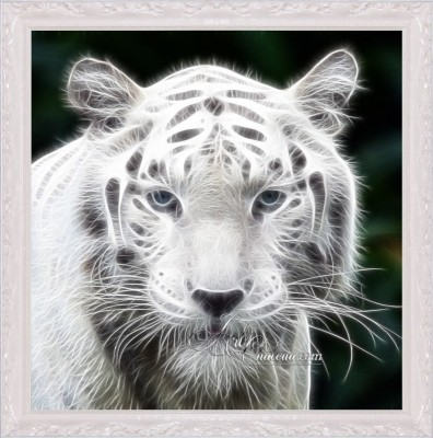 Himalayan White Tiger, from Art Chateau